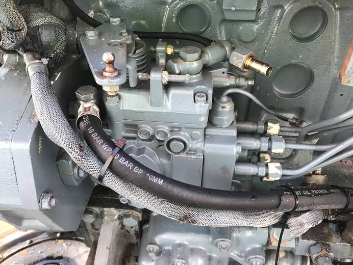 MAN 6 660E Marine Diesel Engine - DPX-11737 - 1999 - image 6