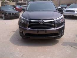 super clean highlander 2015 limited with pilot seat for sale