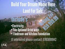 Land For Sale in Thembeni (Stanger) ward 11