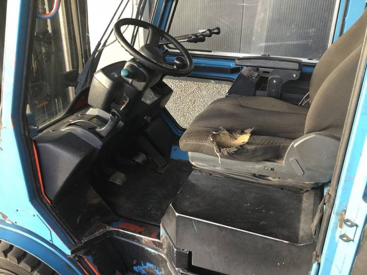 Heftruck TOYOTA 7FDF30 DUPLO370 FREELIFT VORKVERSTELLIN... - 2002 - image 16