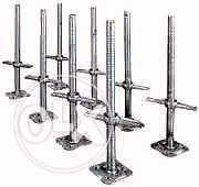 Basejacks for sale for KwikStage Scaffolding