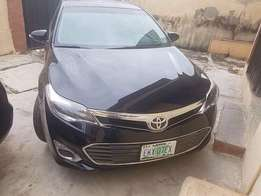 Barely registered  Toyota Avalon (2013)