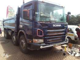 Scania P380 tipper quick sale