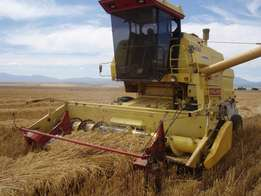 80/40 Clayson New Holland Combine, Immaculate condition