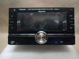 Brand new Double Din pioneer 4001BT for 5300 plus free installation