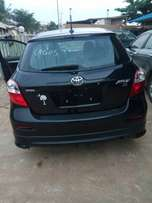 Tokunbo toyota matrix 09 model for sale accident free