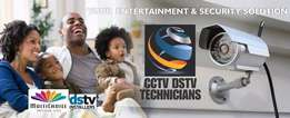 Installation and maintenance of dstv at 1500
