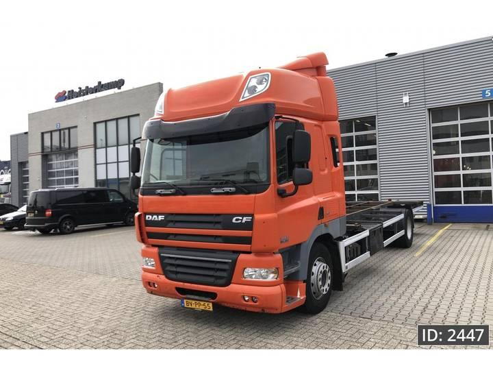DAF CF85.360 SC, Euro 5, NL TRUCK - 2008