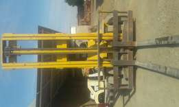 6 ton forklift in every day use