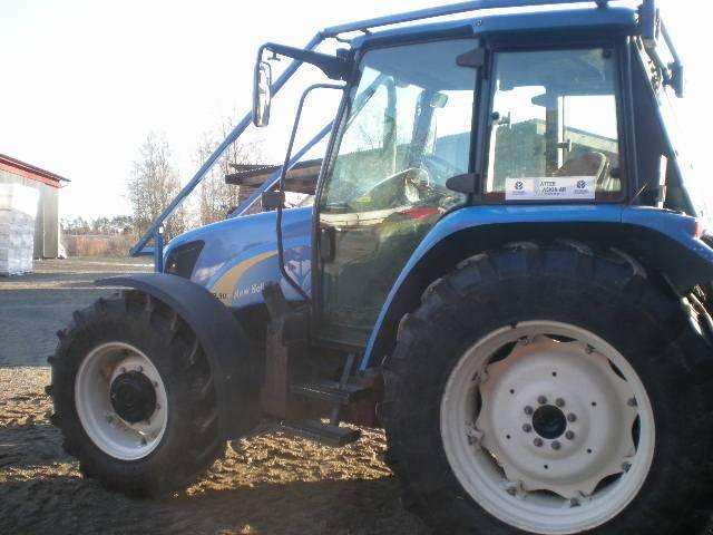 New Holland Tl90 - 2007