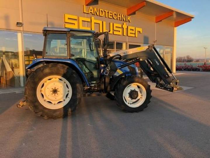 New Holland t5050 - 2010