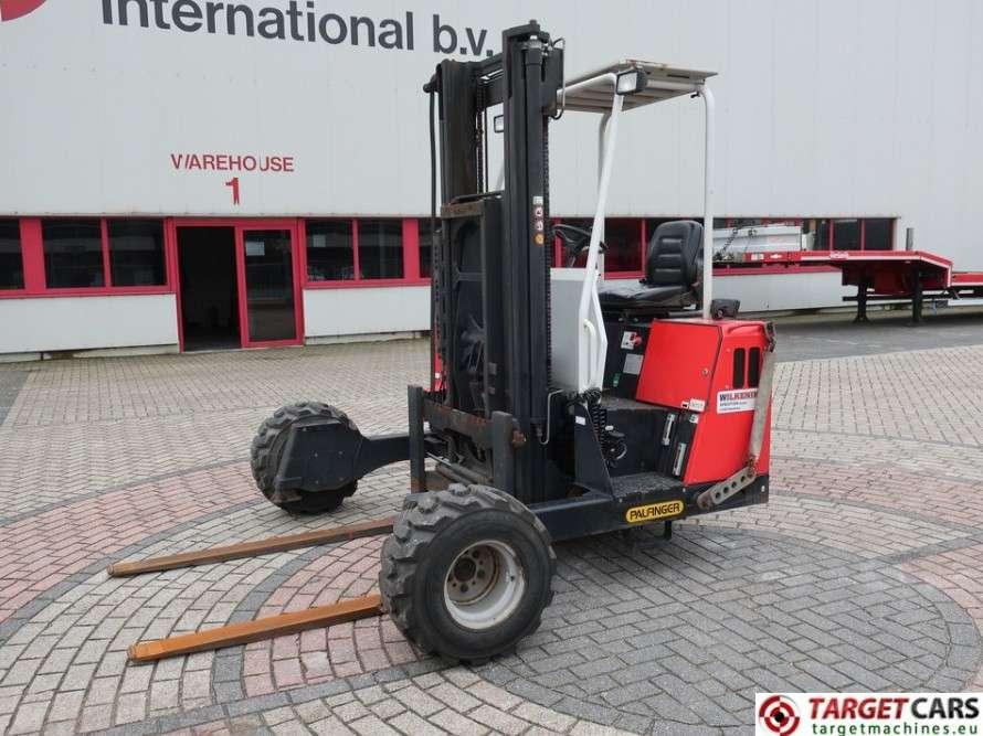 Palfinger F3-253GT-S Truck Mounted Forklift 2500KG Diesel - 2014