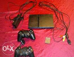 Play station 2 Console Slim