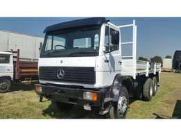MERCEDES-BENZ ECONIC 1617 Tag axle for sale