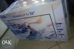 Selling Brand New 32 inch Haier Tv