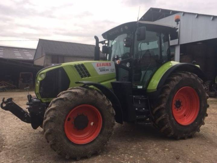 Claas arion 620 cis t4i - 2016