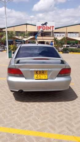 Mitsubishi Galant in good condition Nairobi West - image 8