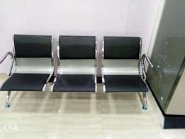 Brand new airport chair