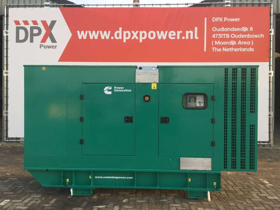 Cummins C300 D5 - 300 kVA Generator - DPX-18515 - 2019