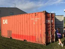 vermin proof and waterproof shipping container