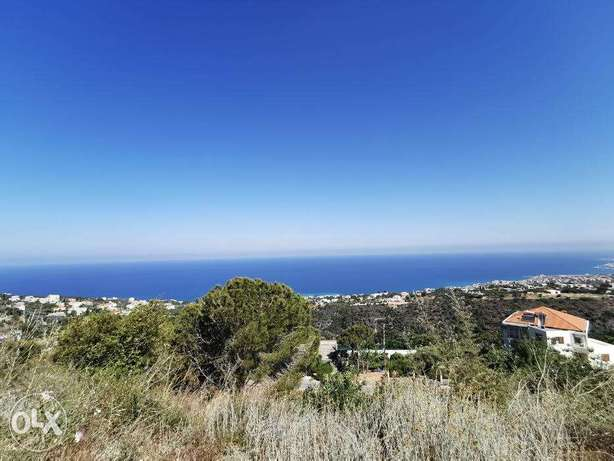 Land for Sale in Fghal (Jbeil)