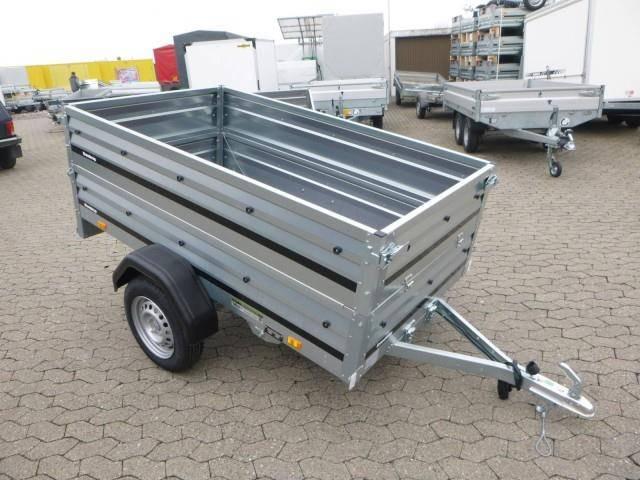 Brenderup Kippi 200 1205SUB, 750 kg, mit BW Aufsatz 2030 x 1160 x 350