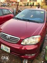 Awoof sales! Very clean Toyota corolla 2003/04 sports edition