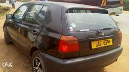 GOLF 2 / CLi Model. Accident Free and On Original Color.