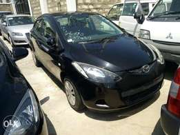 Mazda Demio Metallic Black Units