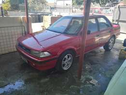 Toyota twin cam give away...