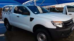 Ford Ranger 2.5 XL 5MT Super Cap
