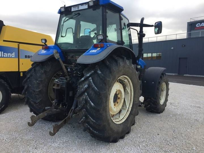 New Holland Tm 165 - 2002 - image 3