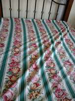 Bedsheets and mattress cover