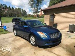 Pre order a 2008 Nissan altima from US to Nigeria