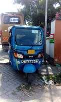 a tvs tuk tuk for sale-almost new!