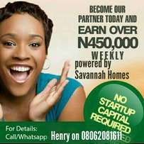 Savannah homes needs your service