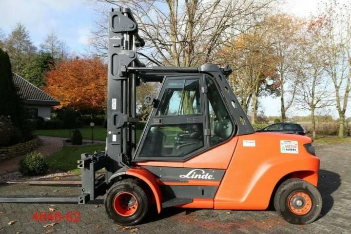 Linde H 80 D 02 1100 - 2012 - image 2