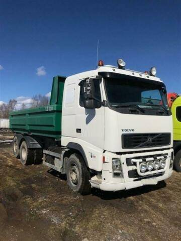 Volvo FH12.500 SOON EXPECTED 6X2 DUMPER MANUAL EUR - 2002