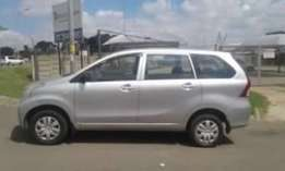 Toyota avanza for sale in very good condition