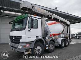 Mercedes Actros 3236 B - To be Imported