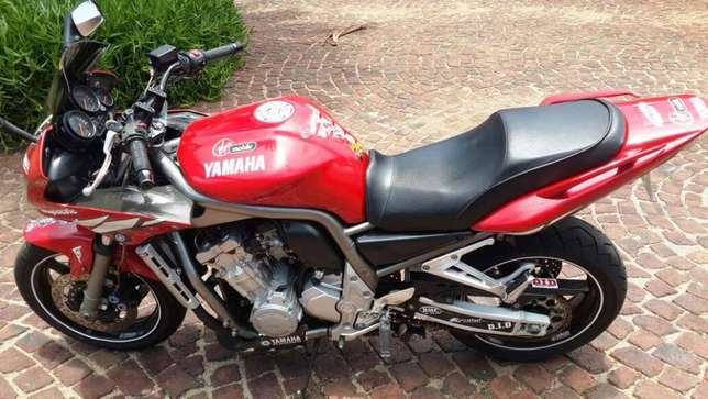 YAMAHA FZS 1000 for sale Delville - image 2