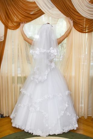 10e4bf0e35ac53 Продам весільну сукню: 2 000 грн. - Весільні сукні Луцьк на Olx