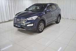2013 Hyunday Santa-fe R2.2d Premium A/T (Finance Available)