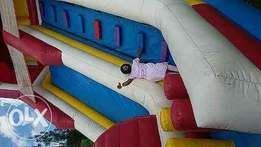bouncing castle for hire