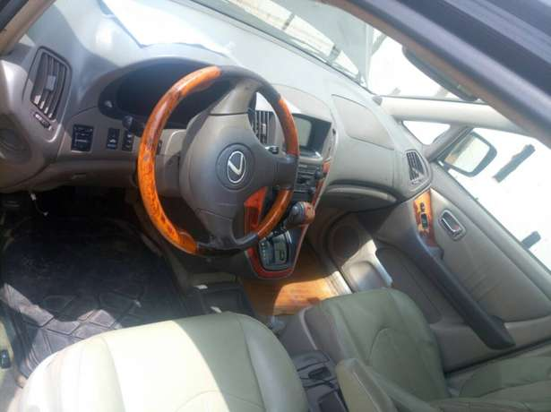 Extremely Neat Lexus Rx300 Agege - image 5