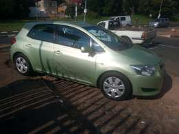 Immaculate 2009 Toyota Auris 1.6 RS
