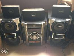 Sony Home theatre sound system - 5200W high compression