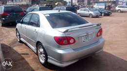 6 Months Registered Toyota Corolla Sports 2005
