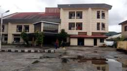 60 Rooms Hotel for sale at New G.R.A Port-Harcourt.