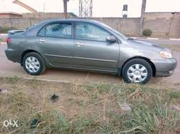 Awoof! Very clean Toyota corolla sports 2003